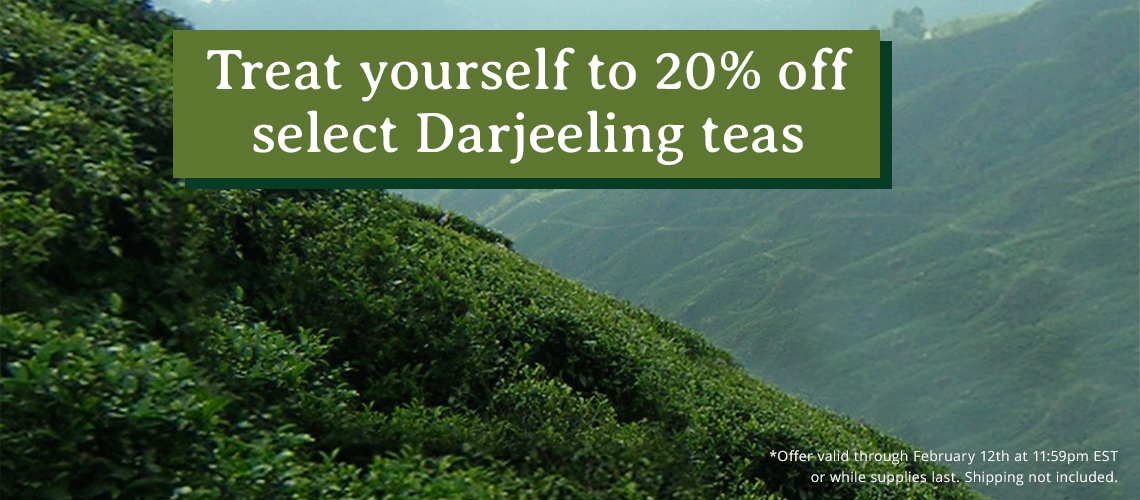 Darjeeling Tea Sale