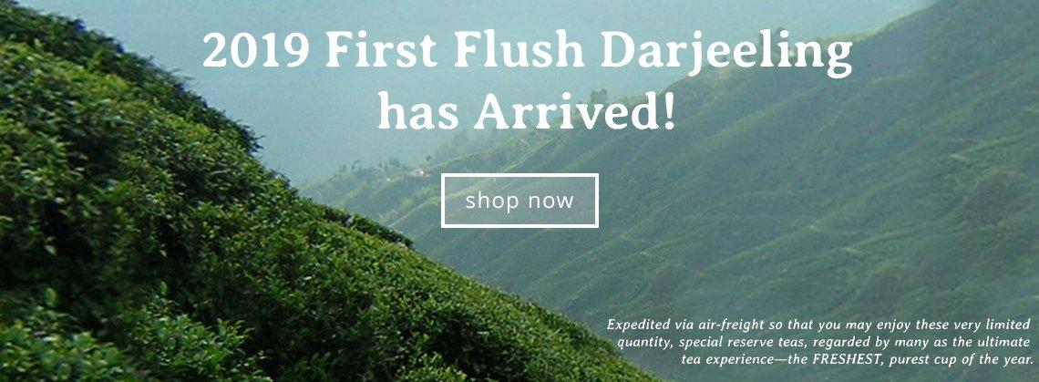 First Flush Darjeeling Tea