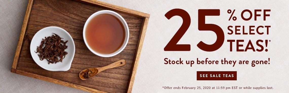 Upton Tea Imports