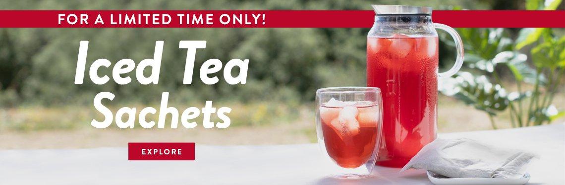 Iced Tea Sachets