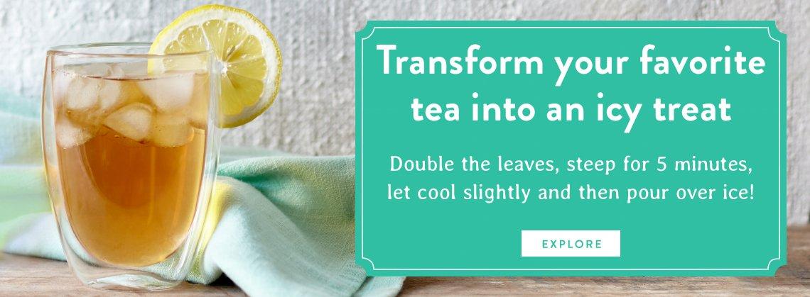 Iced Tea Treat