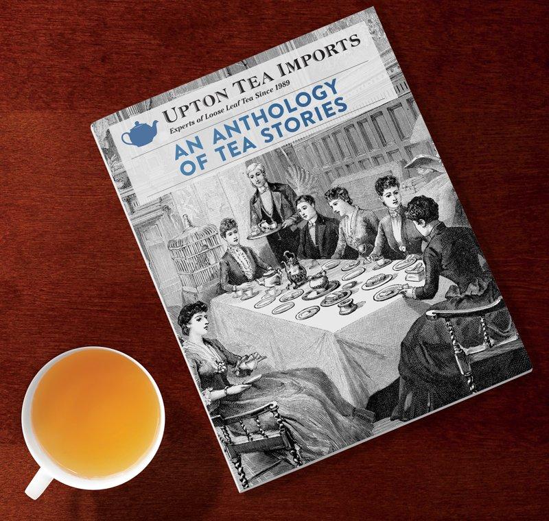Tea Anthology Book
