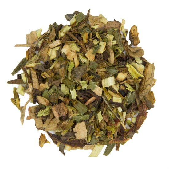 Green Honeybush organic loose leaf herbal tea