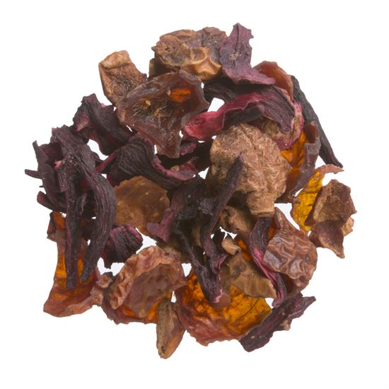 Berry organic loose leaf herbal tea