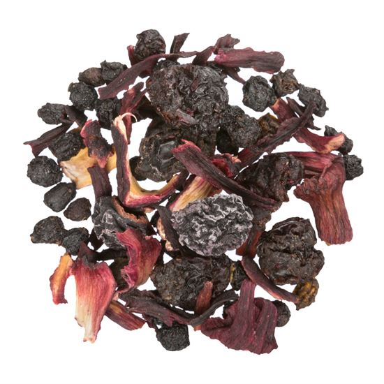 Hibiscus Berry loose leaf herbal tea