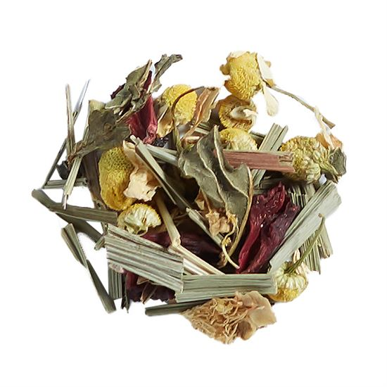 Berry loose leaf herbal tea