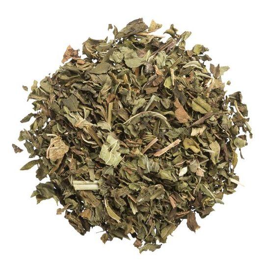 Peppermint organic loose leaf herbal tea