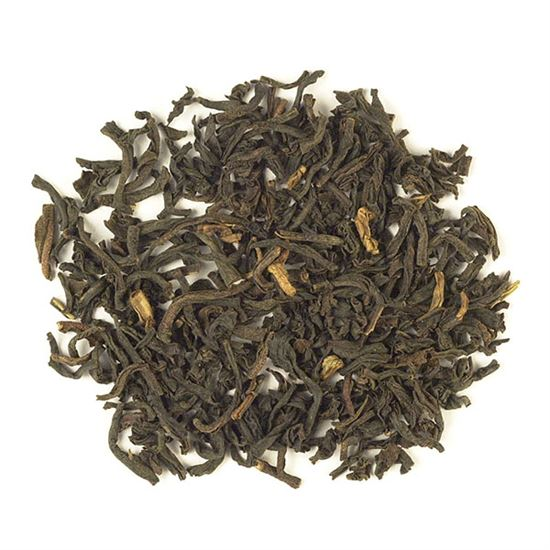 Decaffeinated Earl Grey loose leaf black tea