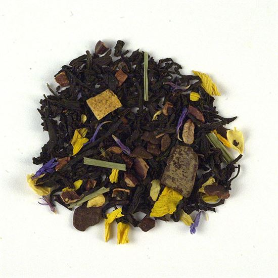 Chocolate Earl Grey loose leaf black tea