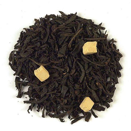 Caramel loose leaf black tea