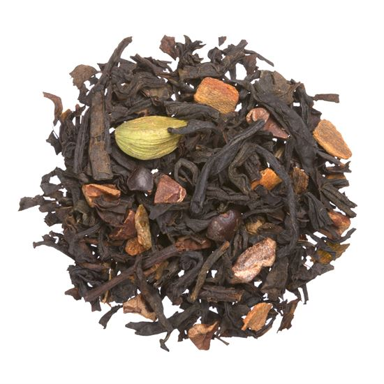 Cocoa Spice loose leaf black tea