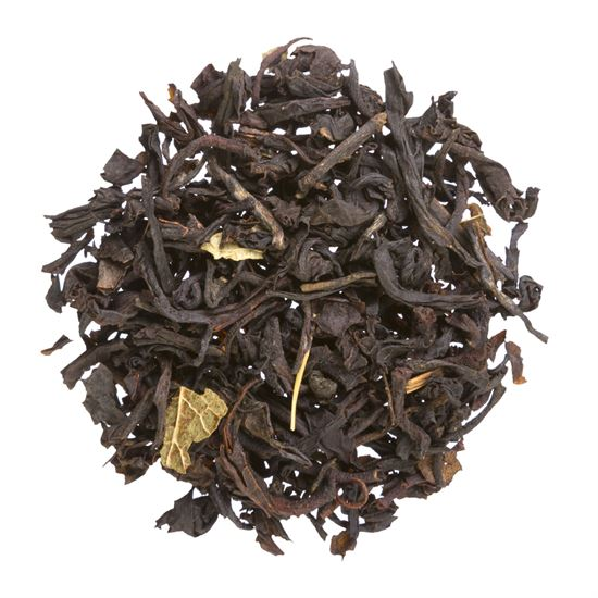 Blackcurrant loose leaf black tea
