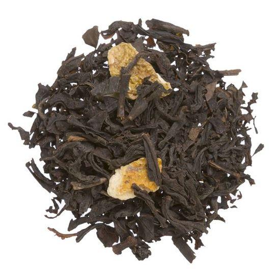 Orange loose leaf black tea