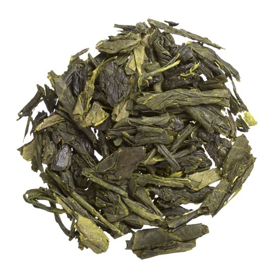 Japanese organic loose leaf green tea
