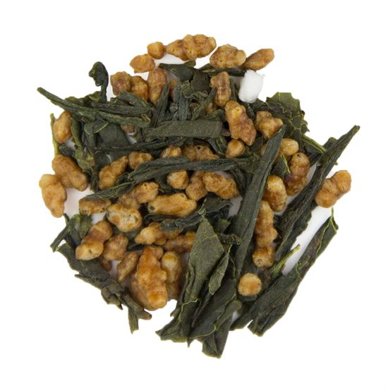 Gen-mai Cha loose leaf green tea