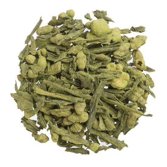 Matcha Gen-mai Cha loose leaf green tea