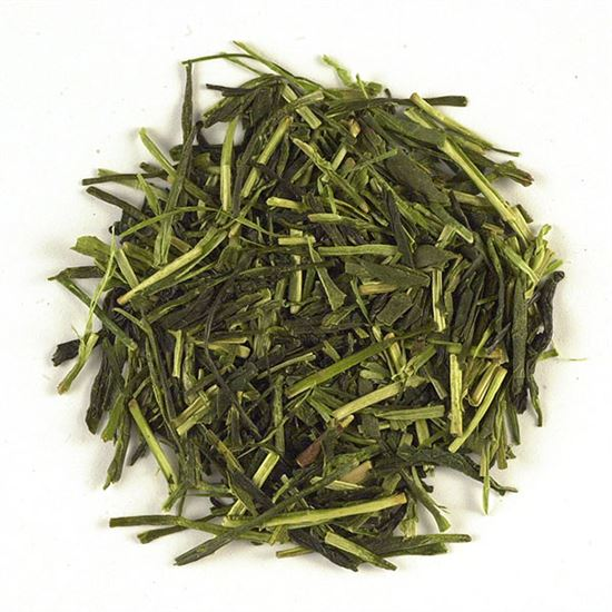 KuKi Cha organic loose leaf green tea