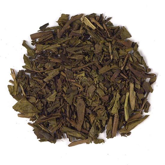 Ho-ji Cha organic loose leaf green tea
