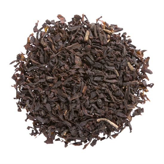 African organic loose leaf black tea