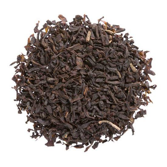 African organic loose leaf black tea