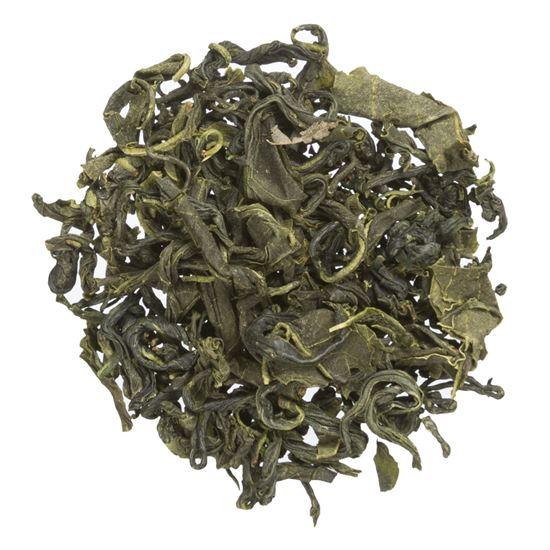 Korean organic loose leaf green tea