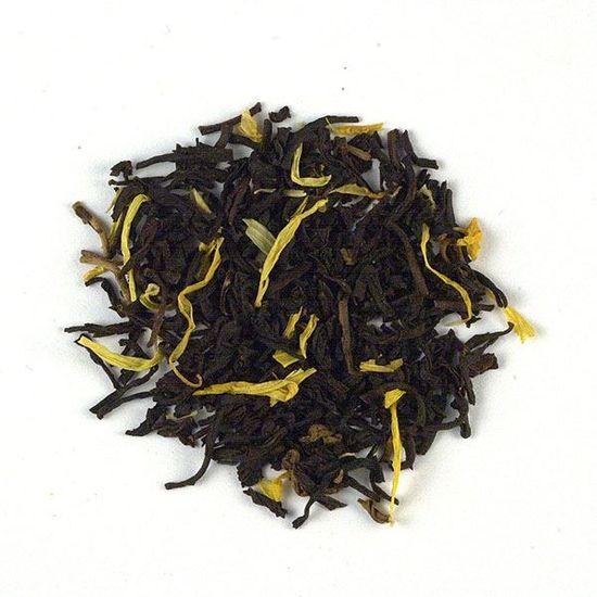 Decaffeinated Apricot loose leaf black tea