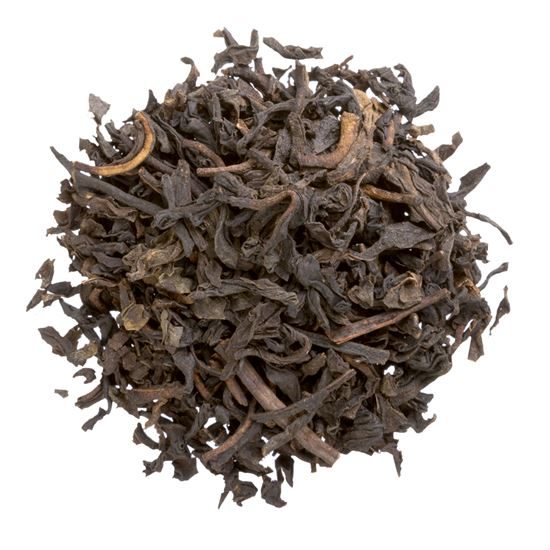 Decaffeinated Vanilla loose leaf black tea