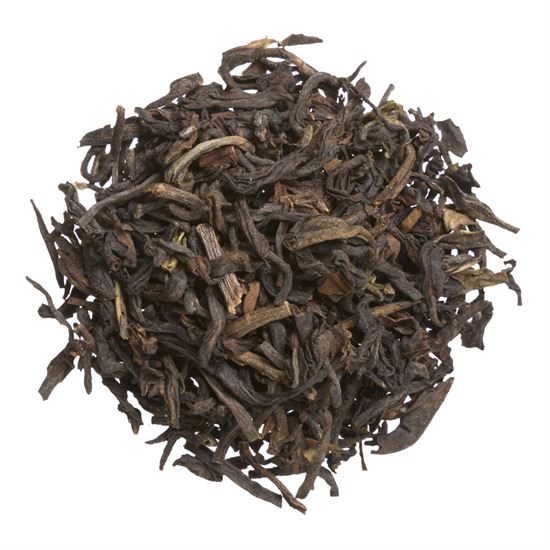 Decaffeinated Darjeeling organic loose leaf black tea