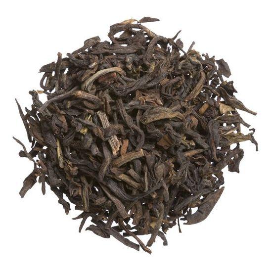 Decaffeinated Darjeeling organic loose leaf black tea