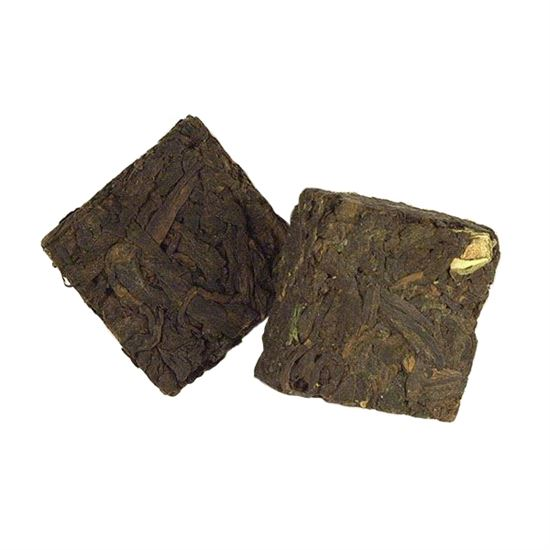 Loose leaf sticky rice China pu-erh tea