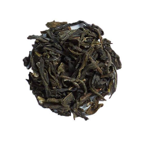 Jasmine loose leaf green tea