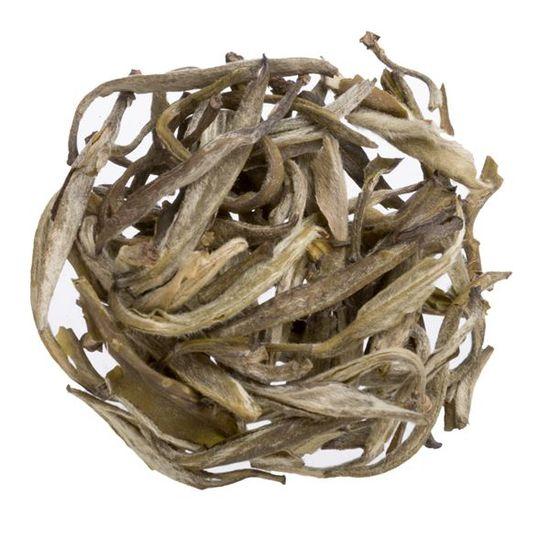 Jasmine loose leaf white tea