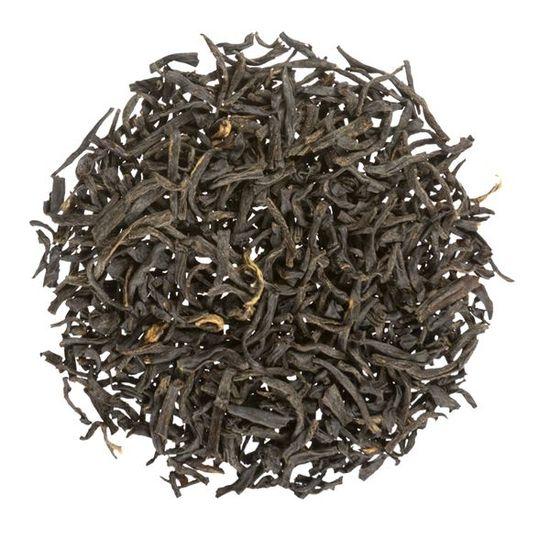 China Keemun loose leaf black tea