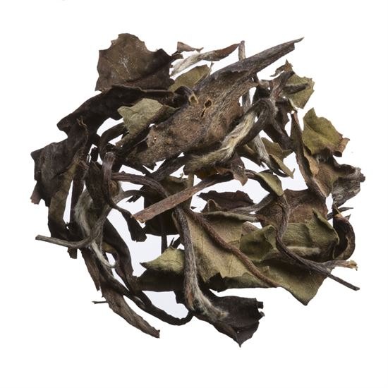 China loose leaf white tea