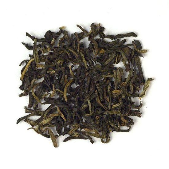 China Yunnan loose leaf black tea