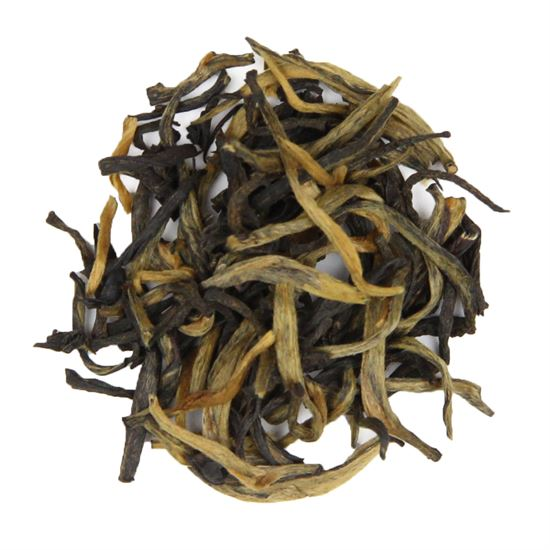 China Yunnan Golden Monkey organic loose leaf black tea