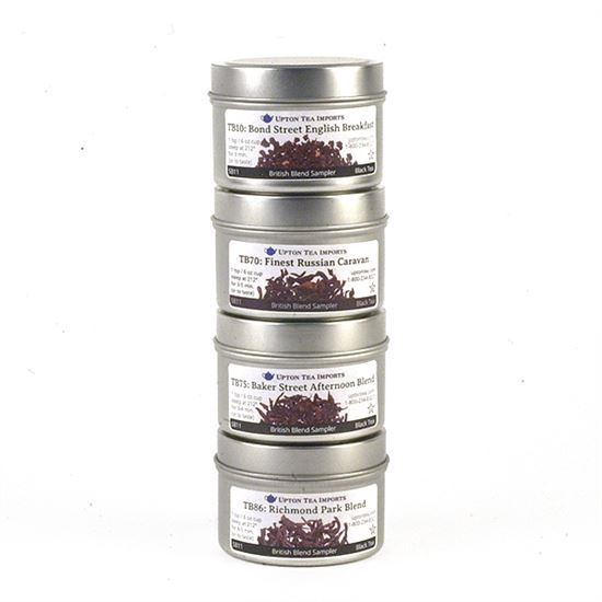 British Blend loose leaf black tea