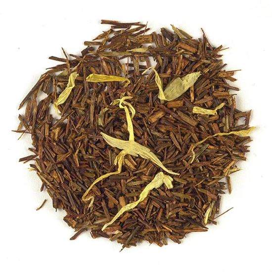 Vanilla Rooibos organic loose leaf herbal tea