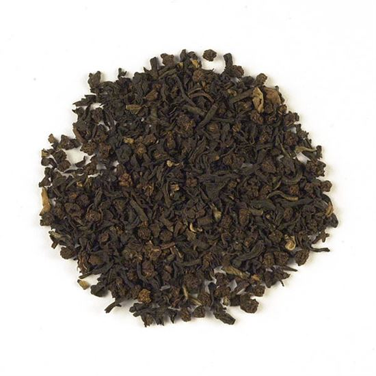 Decaffeinated Irish Breakfast loose leaf black tea