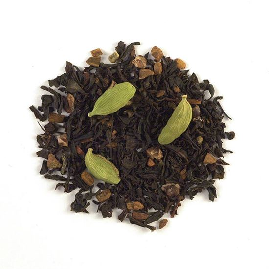 Chocolate Spice loose leaf black tea