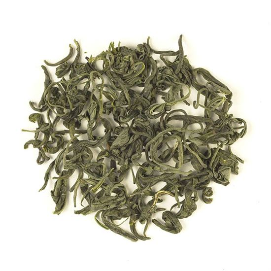 China loose leaf green tea