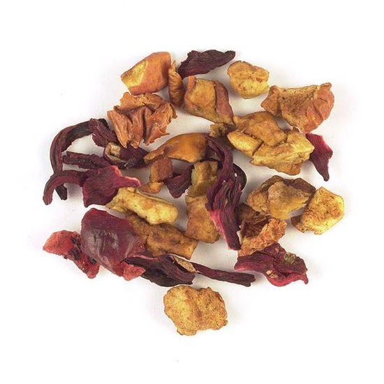 Cranberry Hibiscus loose leaf herbal tea