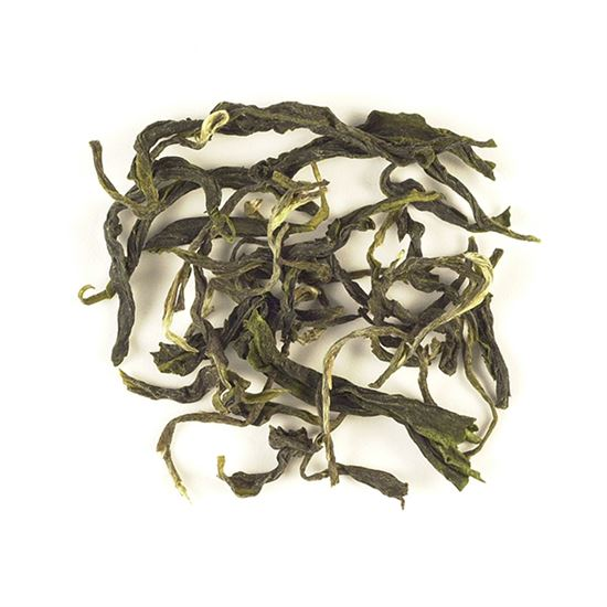 Taiwan loose leaf green tea