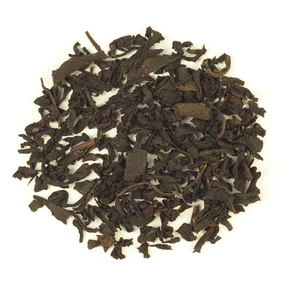 Vanilla loose leaf black tea