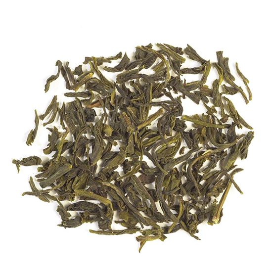 Indian loose leaf green tea
