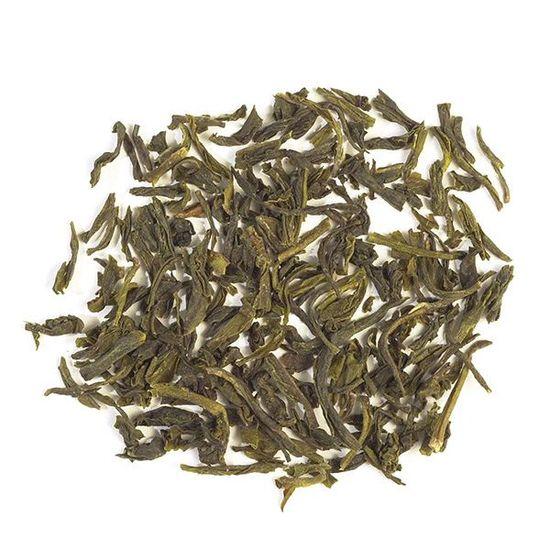 Indian loose leaf green tea