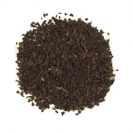 loose leaf flavored black tea