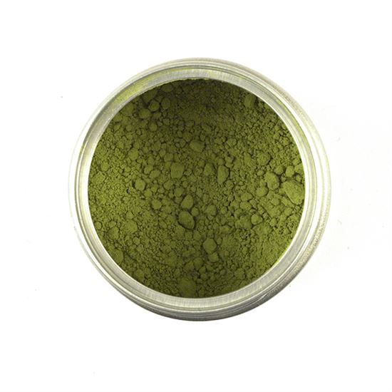powdered Matcha green tea