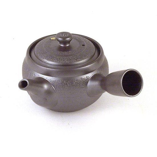 Japanese kyusu teapot