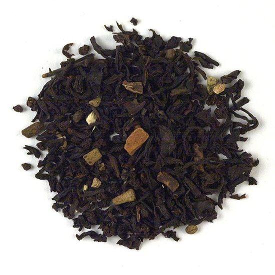 loose leaf Chai black tea
